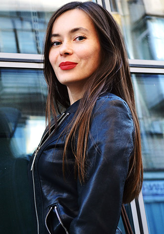Gorgeous single women and man: Oksana from Bila Tserkva, Partner Russian single